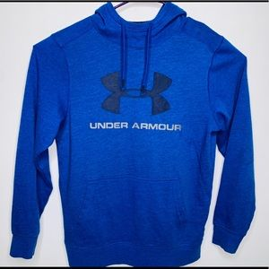 Under Armour Men's Loose Fit Pullover Hoodie Sz-M